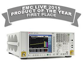 Keysight EMC Receiver - FIRST-PLACE
